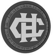 超级现金黑色硬币 3d model