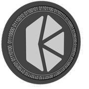 kuber network black coin 3d model