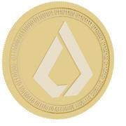 lisk cold coin 3d model
