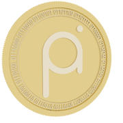 project pai gold coin 3d model