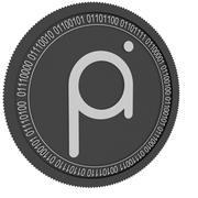 project pai black coin 3d model