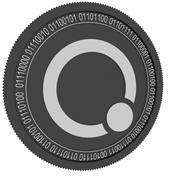 クビチカ黒コイン 3d model