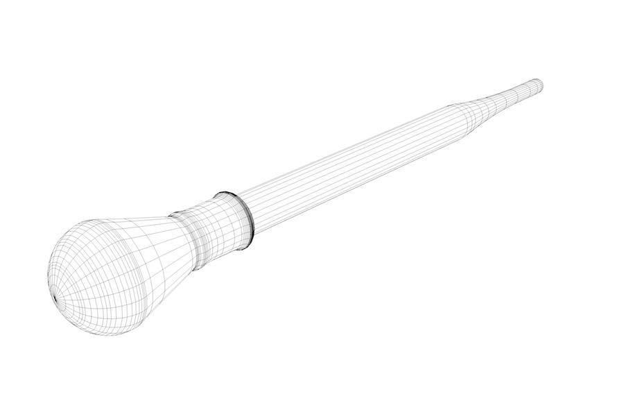 バスター royalty-free 3d model - Preview no. 4