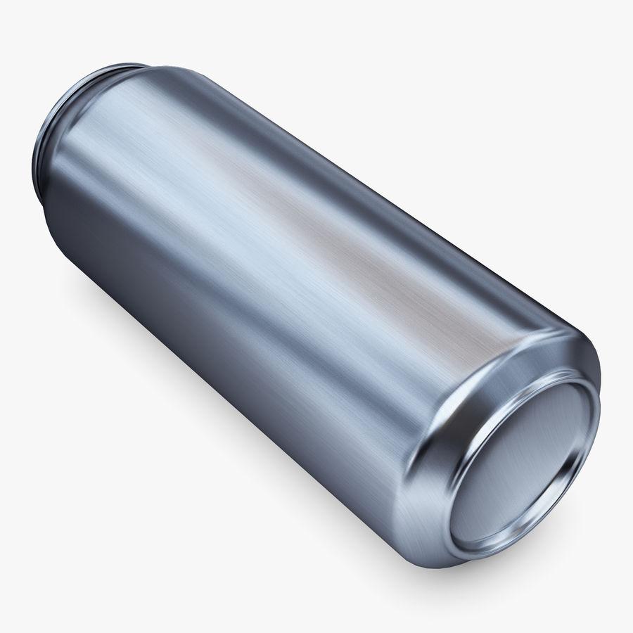 Aluminiumdose 1 royalty-free 3d model - Preview no. 5