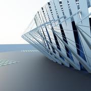 Stadium 02 3d model