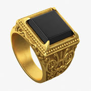 pierścień 3d model