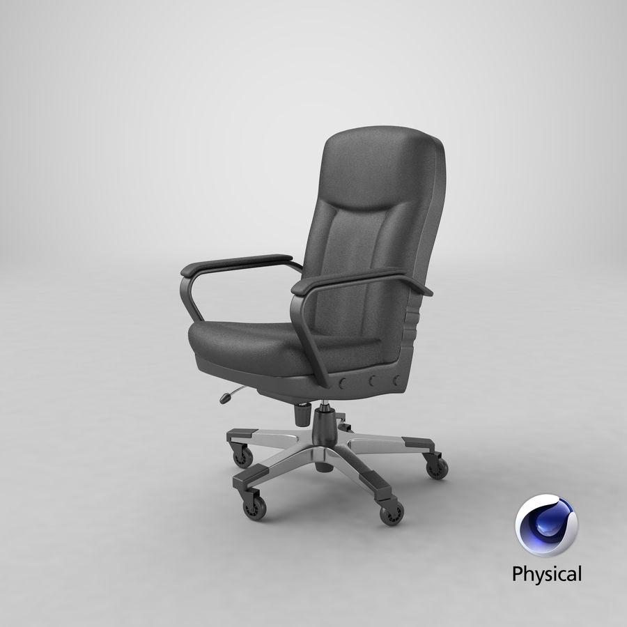 办公椅(1) royalty-free 3d model - Preview no. 15