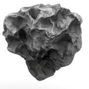 Meteor Asteroid Rock 3d model