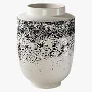 Мириам пестрая ваза 3d model