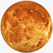 Planet Venus 3d model