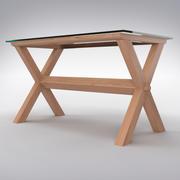 Stół 3d model