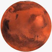 火星 3d model