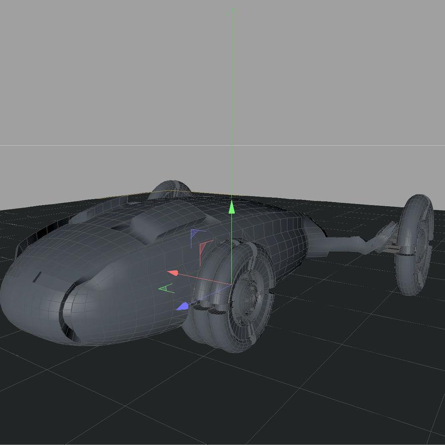 Sci fi collection (sci fi car, sci fi drone & sci fi corridor) royalty-free 3d model - Preview no. 16