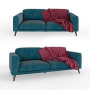 Tor sofa 3d model