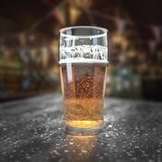 Bira bardağı 3d model
