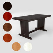 Table à manger (1) 3d model