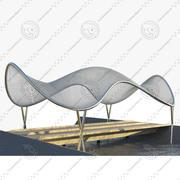 BRIDGE 3D MODEL SNAIL 3d model