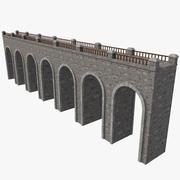 Taş Köprü 3d model