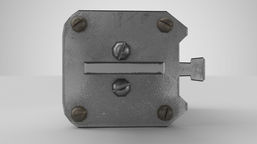 Fuse PN-2 royalty-free 3d model - Preview no. 8