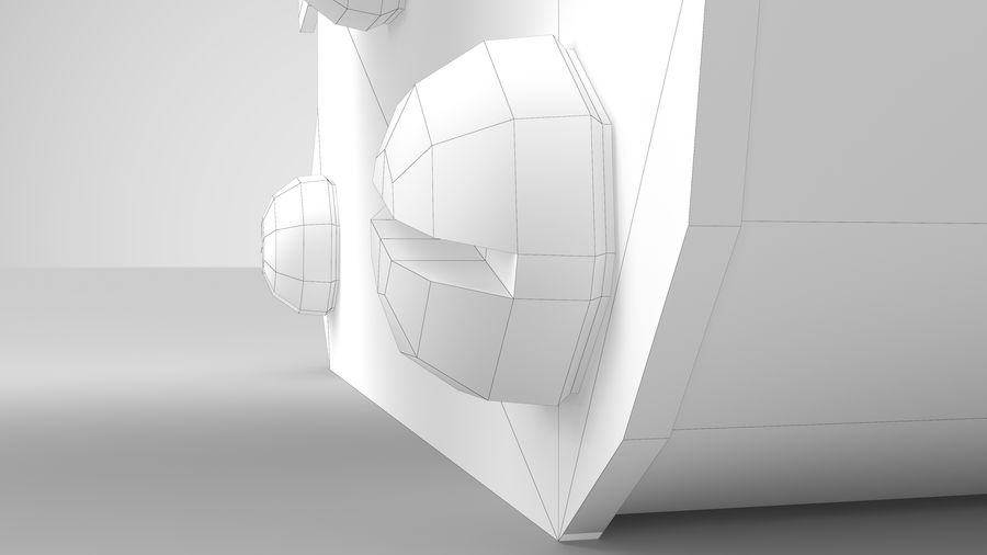 Fuse PN-2 royalty-free 3d model - Preview no. 15
