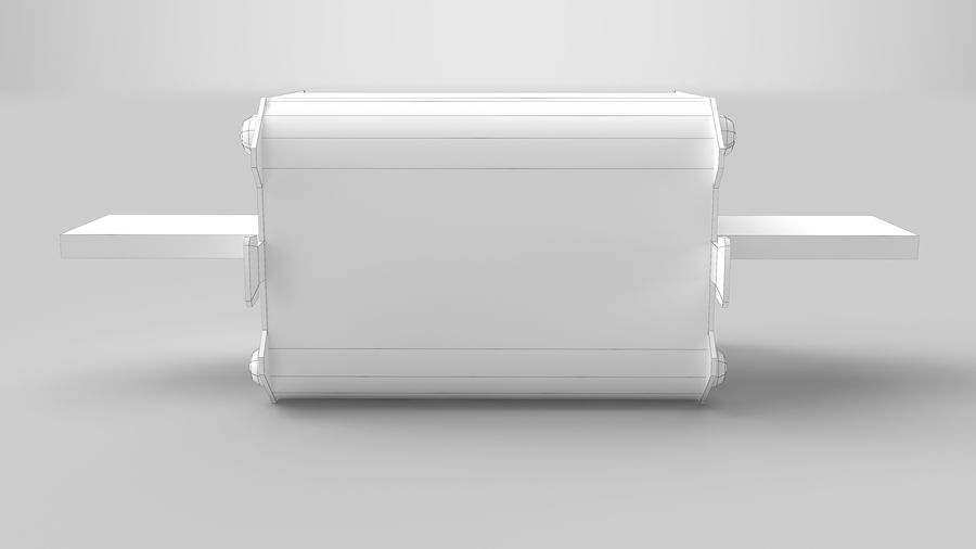 Fuse PN-2 royalty-free 3d model - Preview no. 9