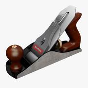 Plan de bois 3d model
