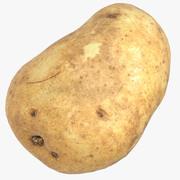 Kartoffel 03 Spiel bereit 3d model