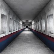 Tunnel 3d model
