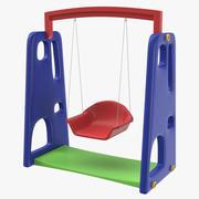 Swing 3D Model 3d model