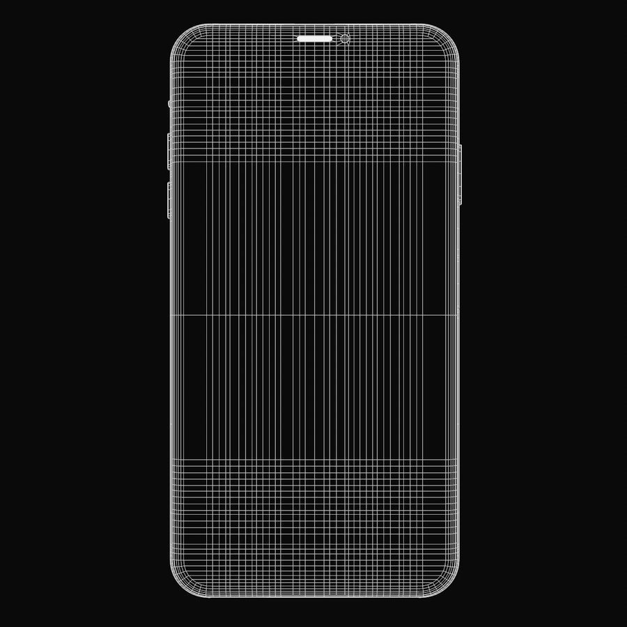 Iphone 11R royalty-free 3d model - Preview no. 11