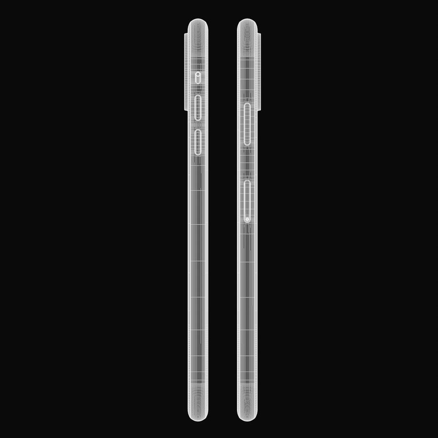 Iphone 11R royalty-free 3d model - Preview no. 14