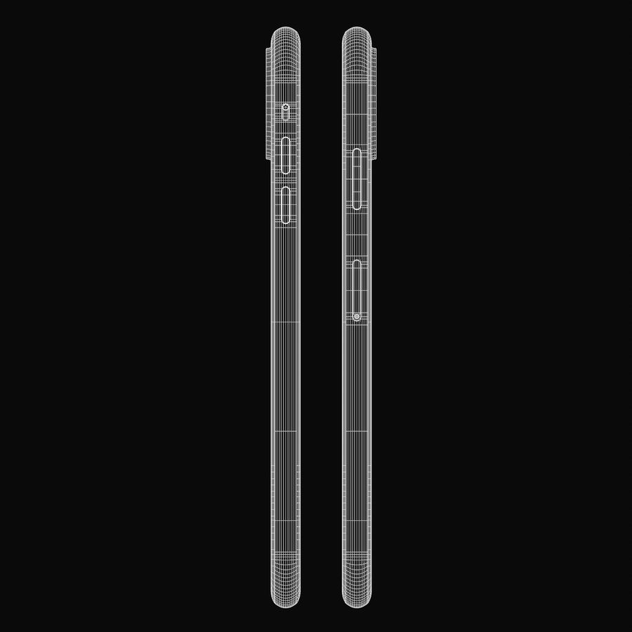 Iphone 11R royalty-free 3d model - Preview no. 13