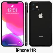苹果11R 3d model