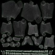 机器人动画跳舞索具 3d model