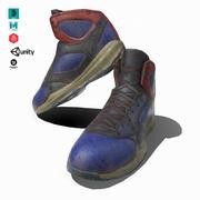 Buty pneumatyczne Sneaker 3d model