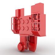 Vibro Hammer 3d model
