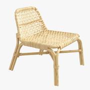 Cadeira Ikea Tankvard 3d model
