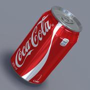 コーラ缶 3d model