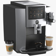 Jura Espresso Кофеварка 3d model