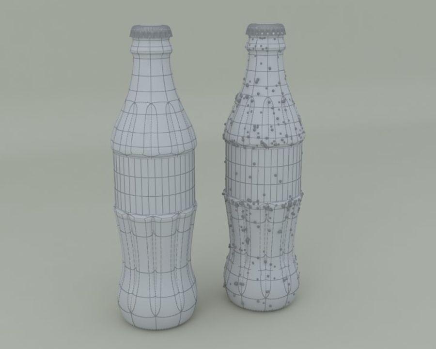 Bouteille de boisson froide royalty-free 3d model - Preview no. 4