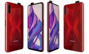 Honor 9X Charme Vermelho 3d model