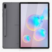 Samsung Galaxy Tab S6 3d model