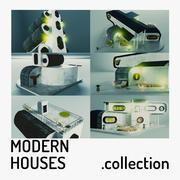 Pack de maisons 0.3 3d model