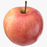 Süßer Apfel 01 3d model