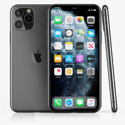 iPhone 11 Pro 3d model