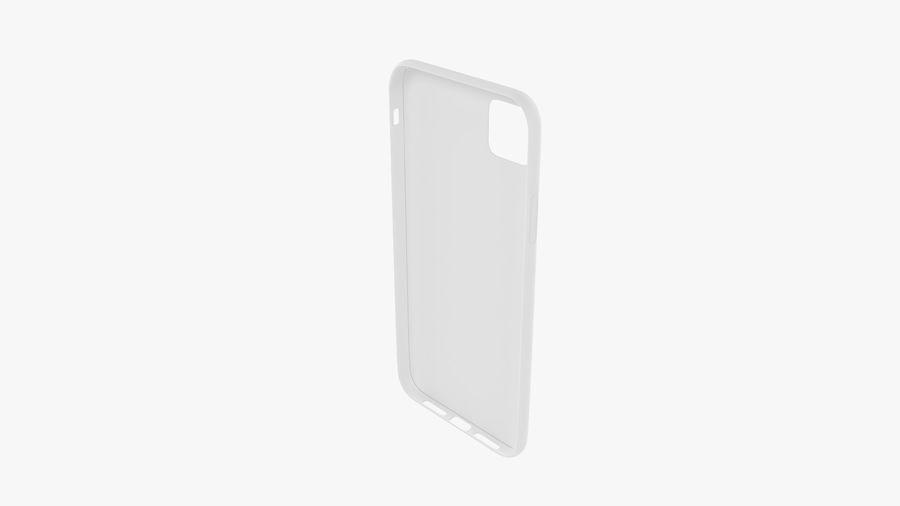 Custodia per iPhone 11 royalty-free 3d model - Preview no. 13