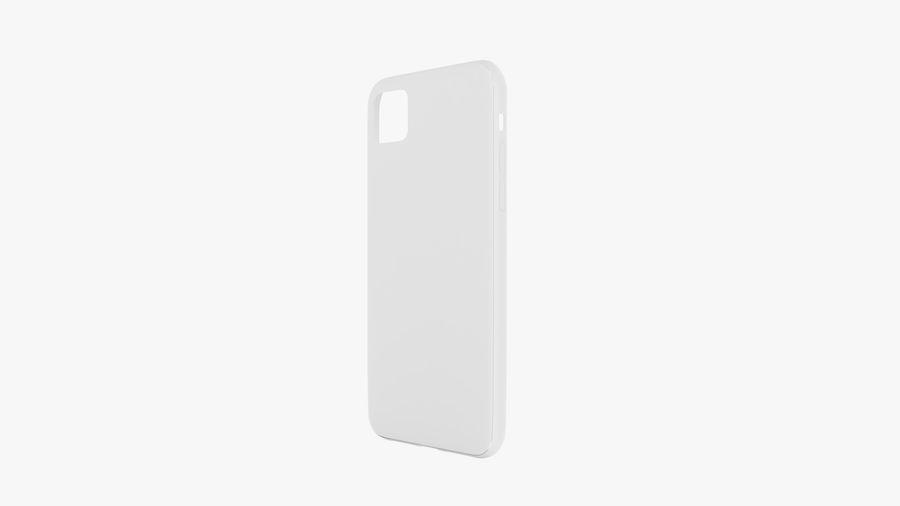 Custodia per iPhone 11 royalty-free 3d model - Preview no. 10