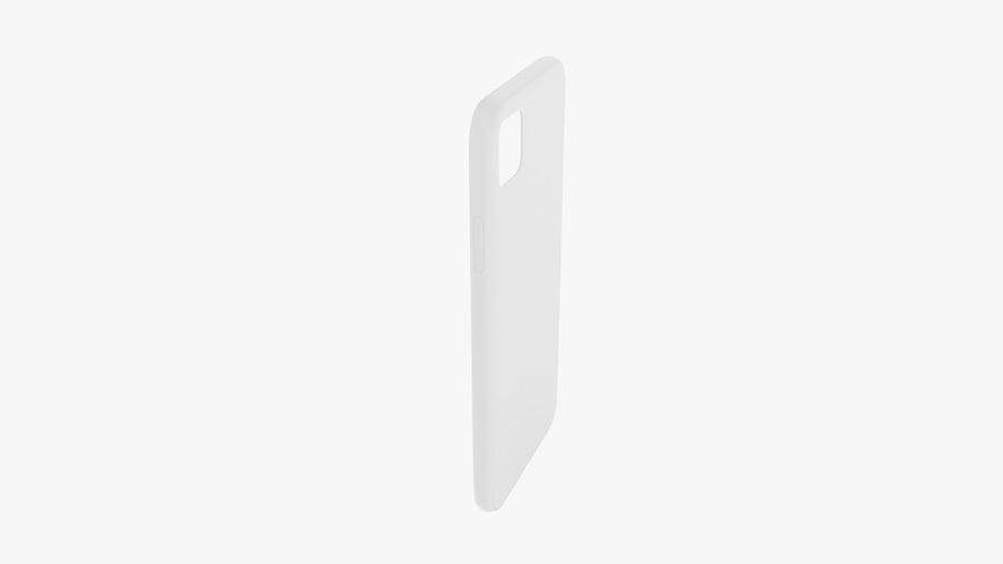 Custodia per iPhone 11 royalty-free 3d model - Preview no. 12