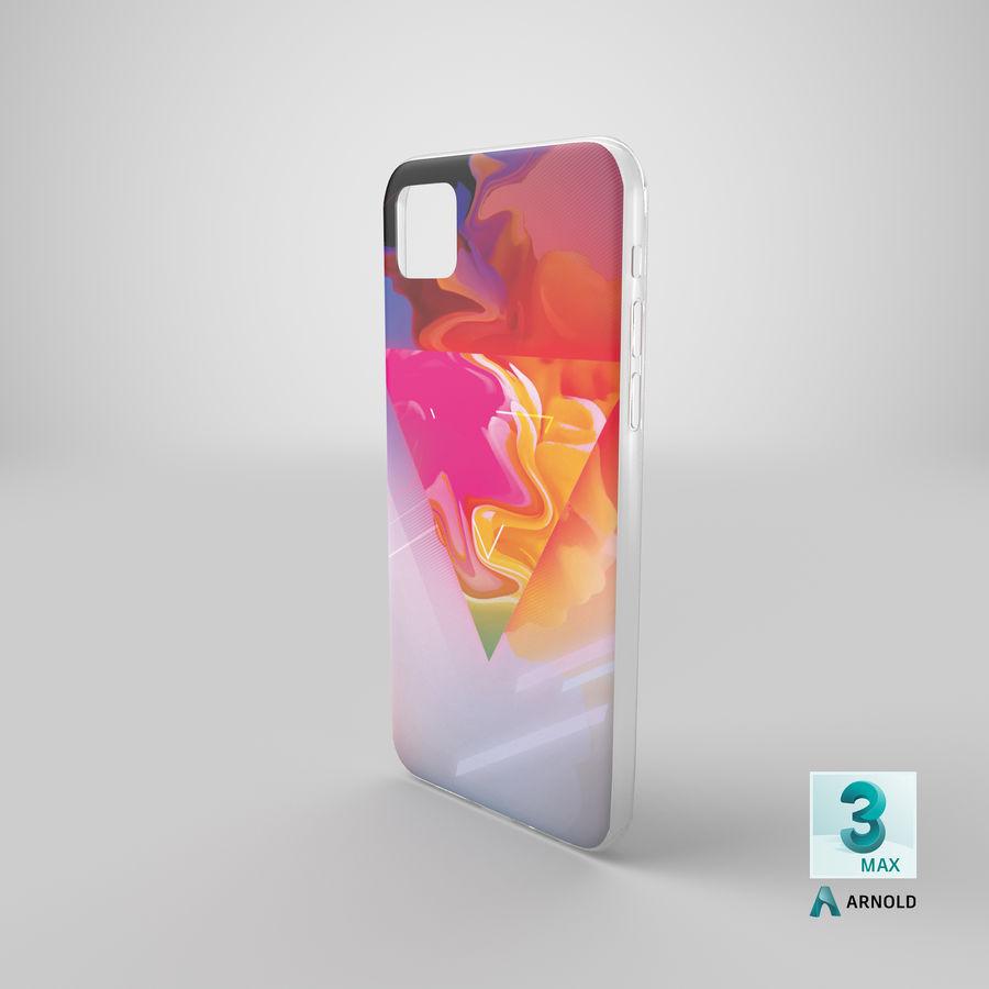 Custodia per iPhone 11 royalty-free 3d model - Preview no. 24