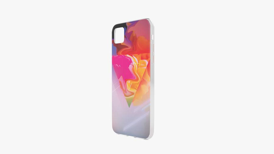 Custodia per iPhone 11 royalty-free 3d model - Preview no. 4
